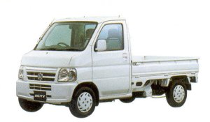 Honda Acty Truck TOWN 2WD 2005 г.