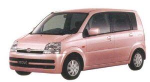 Daihatsu Move X 2WD 2005 г.