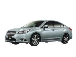 Subaru Legacy B4 Limited 2016 г.