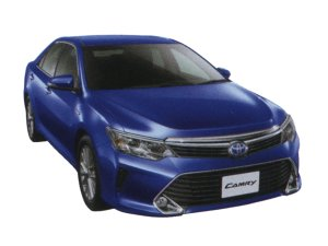 Toyota Camry Hybrid Leather Package 2016 г.