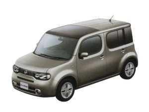 Nissan Cube 15X V Selection 2016 г.