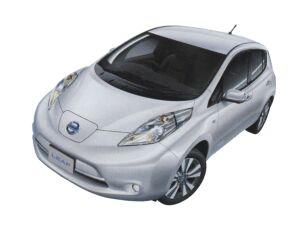 Nissan Leaf G 2016 г.
