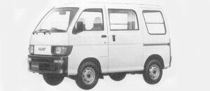 Daihatsu Hijet VAN STANDARD 2WD 1996 г.