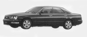 Nissan Gloria V20E 1996 г.