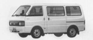 Nissan Vanette VAN 2WD STANDARD ROOF 4DOOR DX2200 1996 г.