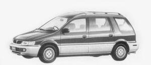 Mitsubishi Chariot MX 1996 г.