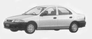 Mazda Familia SEDAN ES 1300 1996 г.