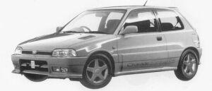 Daihatsu Charade DETOMASO 1996 г.