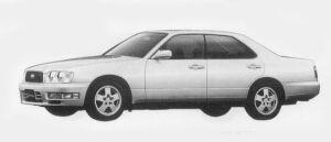 Nissan Gloria V30E - LV 1996 г.