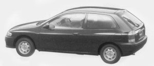 Mazda Familia HATCHBACK TYPE C 1300 1996 г.