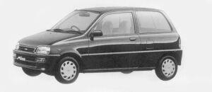 Daihatsu Mira TB 1996 г.