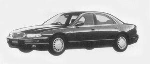 Mazda Eunos 800 MILLENIA S 1996 г.