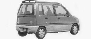 Daihatsu Move SR 4WD 1996 г.