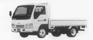 Nissan Diesel Condor 20 WIDE, LONG, FULL SUPER LOW 1996 г.