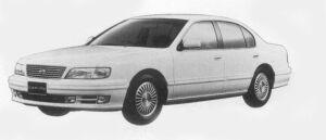 Nissan Cefiro 20 EXIMO 1996 г.
