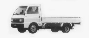 MAZDA FORD TRUCK 1996 г.