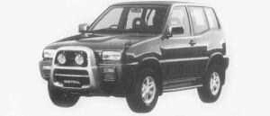 Nissan Mistral 2DOOR SHORT TYPE R 1996 г.