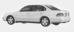Toyota Avalon 3.0 1996 г.