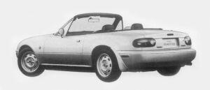Mazda Eunos Roadster  1996 г.