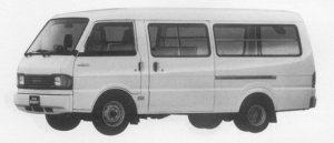 Mazda Bongo BRAWNY VAN WIDE LOW, LONG BODY 2000EGI 1996 г.