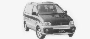 Toyota Liteace NOAH FIELD TOURER 2.0 1996 г.