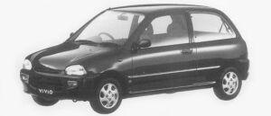 Subaru Vivio 3DOOR M300 1996 г.