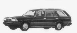 Nissan Gloria WAGON V20E SGL 1996 г.