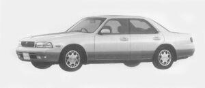 Nissan Laurel 25 MEDALIST G PACKAGE 1996 г.