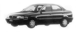 Suzuki Cultus Crescent 4DOOR X 1996 г.