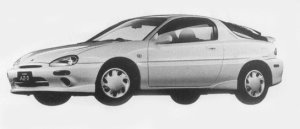 Mazda AZ-3 Si-SELECTION 1996 г.