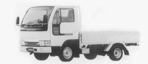 Nissan Condor 10 SUPER LOW 1996 г.