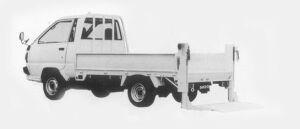 Toyota Liteace Truck POWER LIFT CAR 850KG 1996 г.