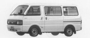 Nissan Vanette VAN 2WD 4DOOR DX2200 DIESEL 1996 г.