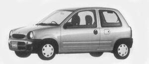 Mazda Carol MELADY 1996 г.