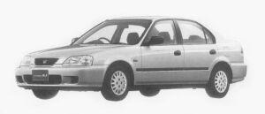 Honda Integra SJ EXi 1996 г.