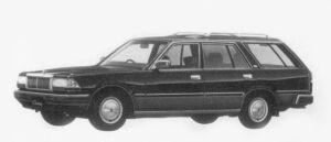 Nissan Cedric WAGON V20E SGL 1996 г.
