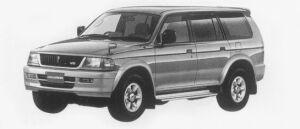 Mitsubishi Challenger XR 1996 г.