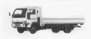Nissan Diesel Condor S 1996 г.
