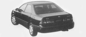 Toyota Windom 2.5X 1996 г.