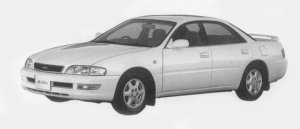 Toyota Corona Exiv 200G 1996 г.