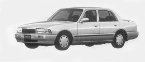 Nissan Crew 2000 GASOLINE LX SALOON 1996 г.