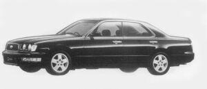Nissan Gloria V30 TWINCAM SV 1996 г.