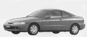 Honda Integra 3DOOR COUPE Ti 1996 г.