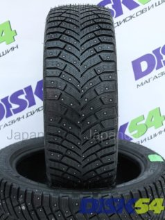 Зимние шины Michelin X-ice north 4 215/60 16 дюймов новые в Новосибирске