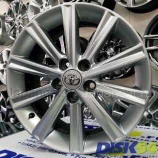 Диски 17 дюймов Toyota ширина 7 дюймов вылет 45 мм. б/у в Новосибирске