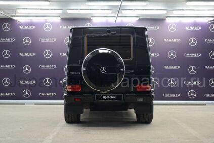 Mercedes-Benz G500 2016 года в Москве