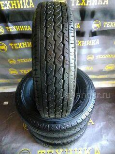 Летниe шины Bridgestone V600 195/80 15 дюймов б/у в Новосибирске