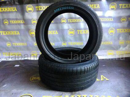 Летниe шины Bridgestone Potenza re050a 225/40 18 дюймов б/у в Новосибирске