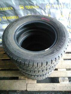 Зимние шины Dunlop Wintermaxx 195/65 15 дюймов б/у в Новосибирске