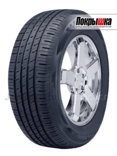 Летниe шины Roadstone N'fera ru5 285/60 18 дюймов новые в Москве